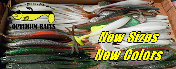 The Mad Science and Advanced Physics of Soft Plastics-New Colors&New Sizes!