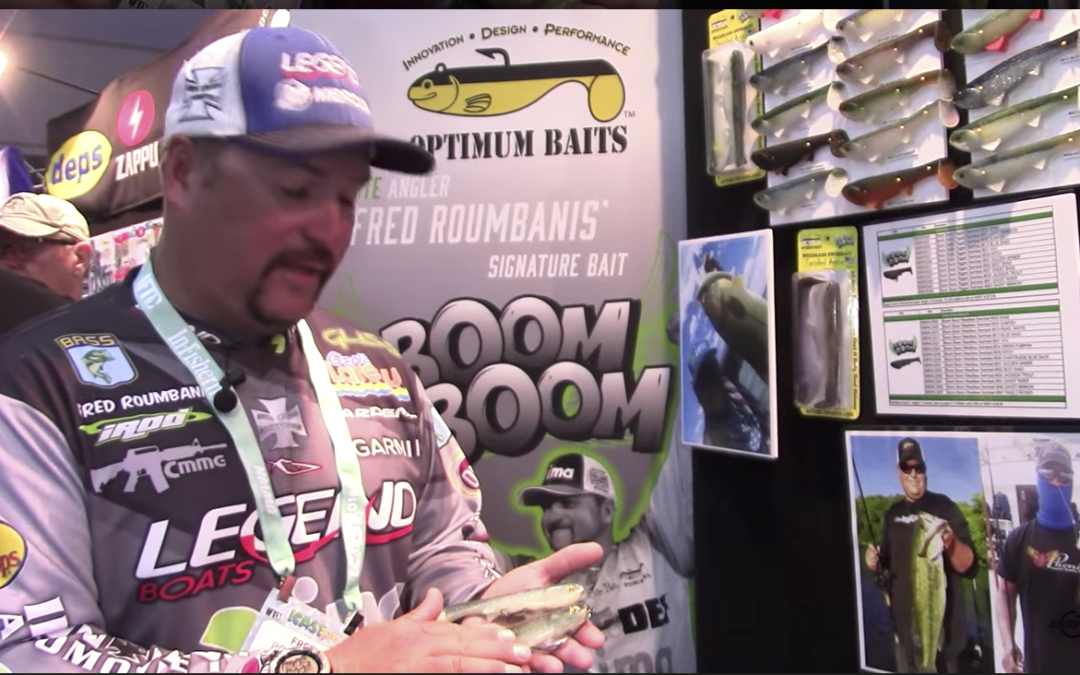 """First Look at the """"Boom Boom """" Swimbait"""