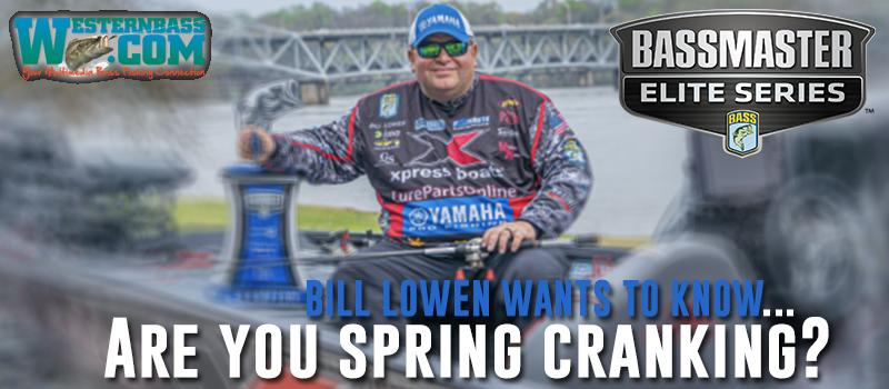 Do you Spring Crank like Bill Lowen?